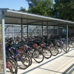 Gamma Bike Shelter