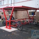 Delta Bike Racks and Shelters
