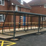 Delta Bike Racks and Shelters