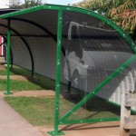 Economy Alpha Cycle Shelter