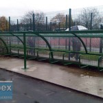 Junior Alpha Bike Shelter – ideal for Junior Schools