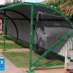 Economy Alpha Cycle Shelters