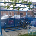 Castor Cycle Shelters