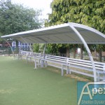 Beta Parent Waiting Shelter With Seating