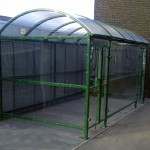 Buggy Shelter – with Domed Roof