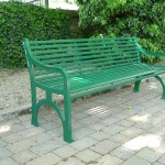 Anti Vandal All Steel Seat