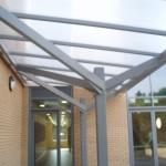 Paisley Entrance Canopy Door Canopy