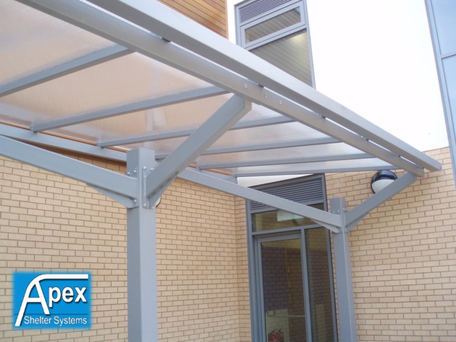 Paisley Entrance Door Canopy & Entrance Canopy Door Canopy - Apex Shelter SystemsApex Shelters