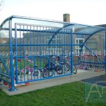 Scooter Rack Shelters