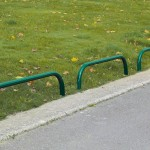 Litter Bins and Outdoor Seating