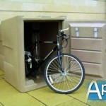 BykeBin Cycle Lockers