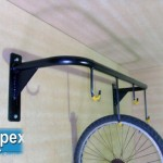 Vertical Bike Hook Cycle Rack