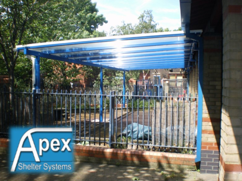 Canopies for Playgrounds for Schools