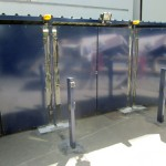 Electric Mobility Scooter Shelter Storage