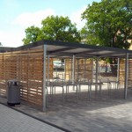 Gullwing Cycle Shelters