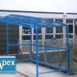 Bus Shelter – Carmarthen Design