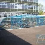 Alpha Gamma Secure Bike Storage