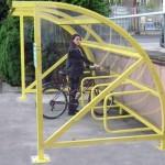 Alpha Bike Shelters – Apex Shelters