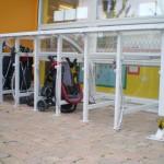 Eta Infant Bike Shelters for Primary Schools