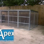 Omega Cycle Cage – Apex Shelters