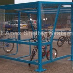 Secure Bike Compound – Opposing Theta Compound