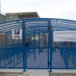 Bike Compounds – Castor Design – Apex Shelters