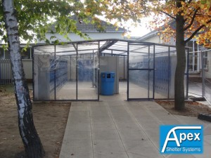 Locker Compound - Apex Shelters