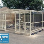Scooter Shelters and Rack