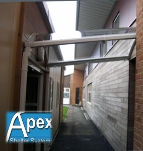 Linkway Door Canopy