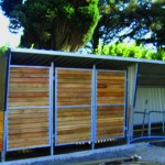 Truro Bike Shelter – Apex Shelters