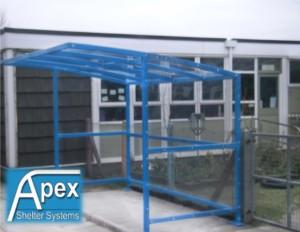 Bus Shelter - Carmarthen Design